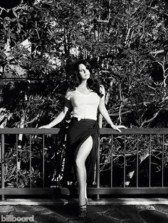 Lana Del Rey for Billboard