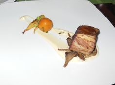 Agricola Eatery, Princeton, NJ: Braised 48-hour short rib with Great Road Farm celery-root puree, roasted golden beets and maiitake mushrooms.    http://njmonthly.com/blogs/tablehopwithRosie/2012/12/19/restaurant-news.html#read_more