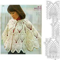 #chal #crochet #pattern