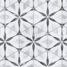 "EliteTile Forties 8"" x 8"" Ceramic Patterned Wall & Floor Tile & Reviews | Wayfair Ceramic Mosaic Tile, Ceramic Subway Tile, Marble Mosaic, Mosaic Wall, Mosaic Glass, Wall And Floor Tiles, Wall Tiles, Backsplash Tile, Tile Flooring"