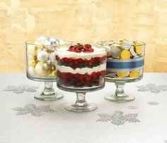 Trifle Bowl Decorations Easy Glass Trifle Bowl Recipes  Trifle Bowl Recipes Bowls And Glass