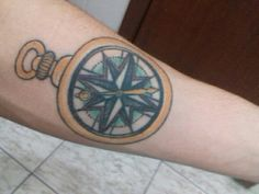 bussola tatto
