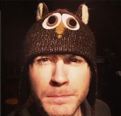 I love Adam Young(aka Owl City) I love his music and his creativity in things