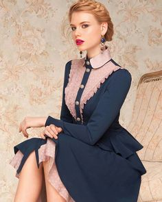 😍V💖 This . . . . .. 💖Follow @Dresshow 💓Follow @Dresshow . .. 💃@kasper_anu #beautiful #fashion #dress #instafashion #fashionista