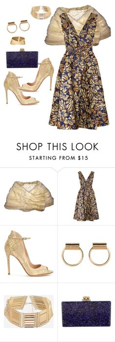 """""""Untitled #186"""" by andrea-jones-4 ❤ liked on Polyvore featuring Prada, Gianvito Rossi and Edie Parker"""