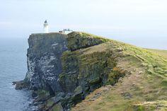 Copinsay Lighthouse - Orkney, UK