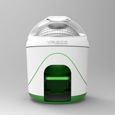 The Drumi washing machine—created by Yirego, a Canadian company that designs sustainable home products—aims to optimize the laundry experience. Gone are the days of sorting garments and having to hand-wash more delicate pieces.