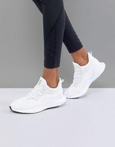 zapatilla mujer blancas adidas