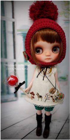 ** Mituhidё × Doll × Mituhidё ** Blythe