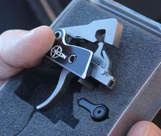 Rapid Fire from the Tac-Con Trigger Group—Media Day at the Range—SHOT Show 2014
