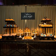 How to Design the Perfect Dessert Bar on a Budget | wedding love ...