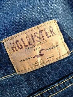 hollister jeans logo
