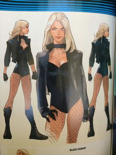 Black Canary DC Rebirth Black Canary Costume, Dc Costumes, Dinah Laurel Lance, Arrow Black Canary, Lance Black, Dc Rebirth, Normal Girl, Pokemon Cosplay, Graphic Novels