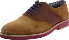 Ted Baker Lapilli Oxford.  I'm a strong proponent of more color in soles.
