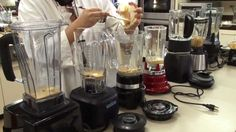 Blender Review – Which Blender Copes Best with Seeds and Tough Greens?