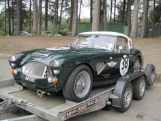 For Sale Austin Healey 3000 MK III FIA Race Car