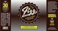 Widmer & 10 Barrel Brewing Collaboration - Fizz Spritzer Ale
