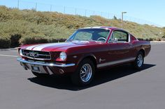 1965 Ford Mustang 2 Door Fastback