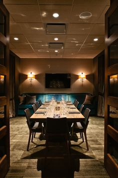 Sinema Nashville Private Dining Special Events