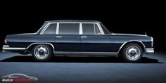 La historia del Mercedes-Benz Clase S
