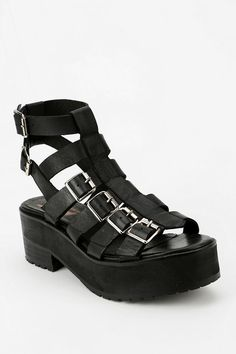 To Be Announced Cookie Platform Sandal #urbanoutfitters
