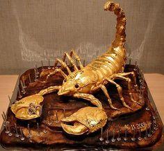 bolo escorpião