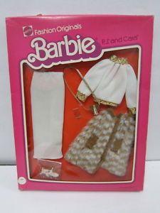 1978 Barbie Steffie Cara P J Fur Fashion Originals 2667 | eBay