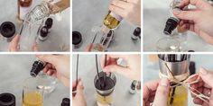 Ako si doma vytvoriť voňavú esenciu na toaletu – Tchibo Jena, Drop Earrings, Chandelier Earrings