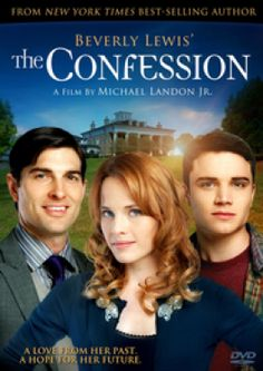 Based on the novel by New York Times best-selling author Beverly Lewis, The Confession is the continuing story of Katie Lapp, a young Amish woman who goes on a journey in search of her . Tommy Taylor, Katie Leclerc, Adrian Paul, Beverly Lewis, Between Two Worlds, Michael Landon, Birth Mother, Christian Movies, Hallmark Movies