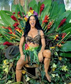 "Idolator Halloween: How To Dress Like Katy Perry In ""Roar""! | Music News, Reviews, and Gossip on Idolator.com"
