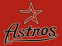 printable houston astros logo | Astros Baseball Logo