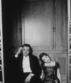 Titanic - Kate Winslet and Leonardo Di Caprio
