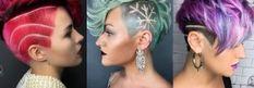 De Hair Tattoo trend houd in 2018 nog aan! Probeer dit ook eens uit in jouw korte haar!