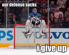 Goalie Funnies