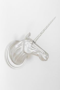 Unicorn Head Wall Sculpture - Urban Outfitters