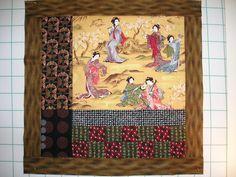 RMM Patchbox Quilt:  Asian