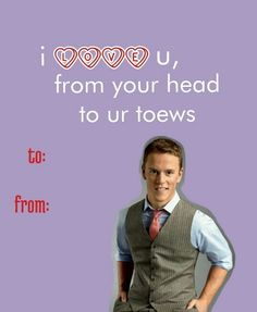 Hockey Valentines: I love you from your head to your Toews