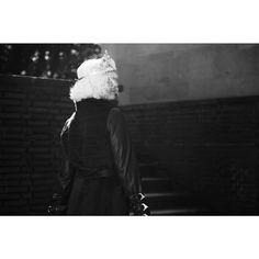 --- Philippe Thomas Design --- -- Temptation -- -F/W 16-17- Photograph: Dome Darko Models: Steffi Richter Make Up: Maximilian Dammann  Hair: Dominic Danilo Aquaro Image Hair Group  www.philippethomasdesign.com #philippethomasdesign #leather #alpaca #vogue #fashion #temptation #F/W 16-17 — – hier: Düsseldorf. Vogue Fashion, Men's Collection, Photograph, Models, Group, Pets, Concert, Leather, Hair