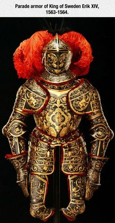 A True King's Armour