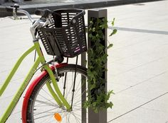 eco bike rack by atech-pl.eu