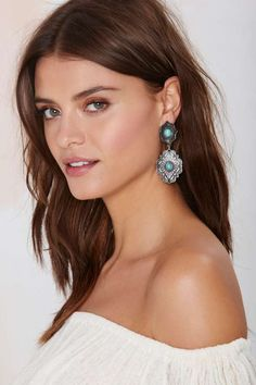High Plains Concho Earrings - What's New
