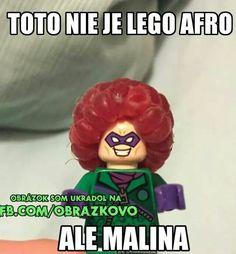 Lego afro