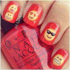 Emoji Nails!!!