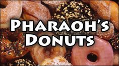 $15 worth of donuts for only $7 at Pharoah's Donuts 4232 S. Broadway  St. Louis, MO 63111