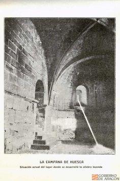 [Sala de] La Campana de Huesca [en el antiguo Palacio Real de Huesca]