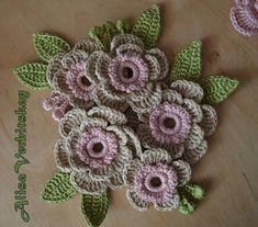 qçiçek motifleri örnekleri