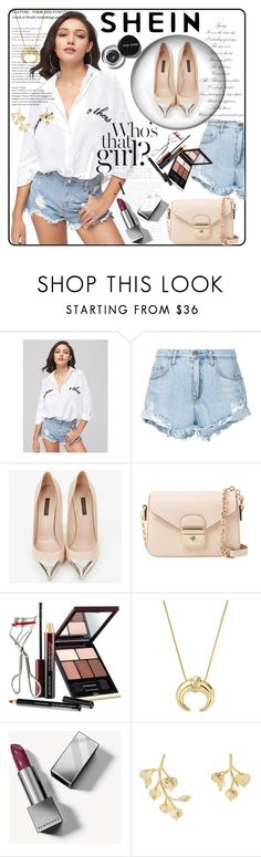 """Bez naslova #99"" by sabina-220416 ❤ liked on Polyvore featuring Nobody Denim, Louis Vuitton, Longchamp, Kevyn Aucoin, Bloomingdale's, Bobbi Brown Cosmetics, Burberry and Kenneth Jay Lane"