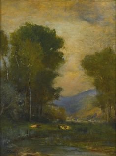 "The Hudson River School was America's first true artistic fraternity. Its name was coined to identify a group of New York City-based landscape painters that emerged about 1850 under the influence of the English émigré Thomas Cole (1801-1848) and flourished until about the time of the Centennial. Because of the inspiration exerted by his work, Cole is usually regarded as the ""father"" or ""founder"" of the school, though he himself played no special organizational or foste..."