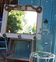 """Mirrors On Sale """"Room With A Past""""  Sept 20 - 23, 2012 Walnut Creek, CA"""
