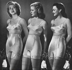 girdlelove: The Dawn of the Panty-girdle We have described elsewhere, how in America, the 1960's was the decade of the panty-girdle. — More